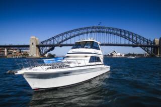 bucks party harbour cruises in sydney